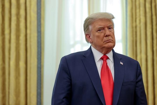 Ông Trump giải mật loạt tài liệu điều tra nghi vấn Nga can thiệp bầu cử Mỹ - 1