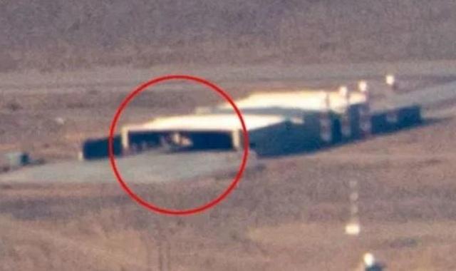 Hé lộ sự thật có thể liên quan đến UFO bên trong Khu vực 51 - 1
