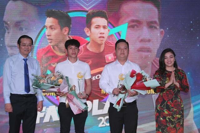 Hồng Duy hụt giải fair-play của bóng đá Việt Nam năm 2020 - 1