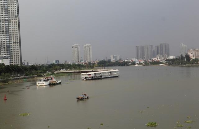 Lo ngại ô nhiễm, TPHCM tính di dời điểm khai thác nước thô sông Sài Gòn - 1