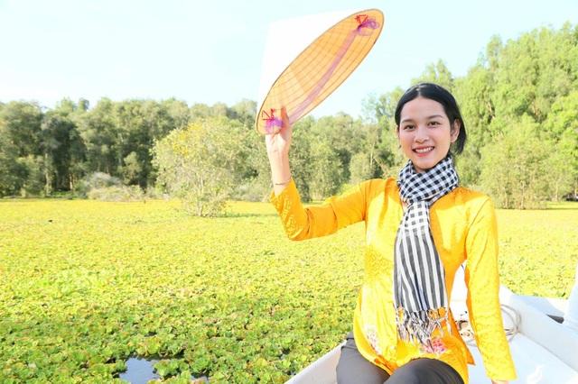 Tân Hoa khôi Sinh viên Việt Nam tiết lộ điều bất ngờ sau đăng quang - 13