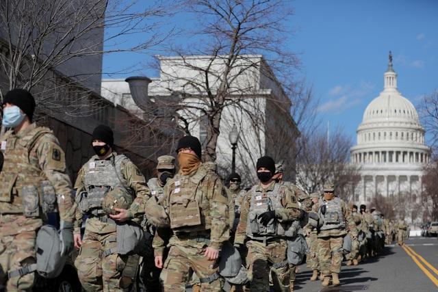 Pháo đài an ninh chưa từng có trước giờ nhậm chức của ông Biden - 2
