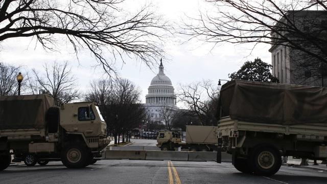 Pháo đài an ninh chưa từng có trước giờ nhậm chức của ông Biden - 9