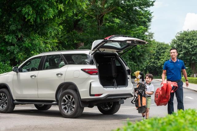 Toyota Fortuner - Chiến binh bất bại phân khúc SUV 7 chỗ tại Việt Nam - 4