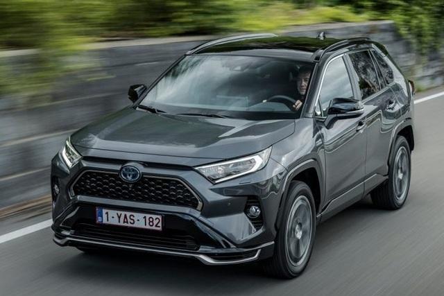 Điểm mặt 10 mẫu SUV bán chạy nhất thế giới năm 2020 - 10