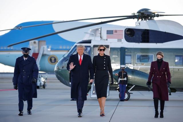 Sự đối lập giữa bà Jill Biden và Melania Trump - 2