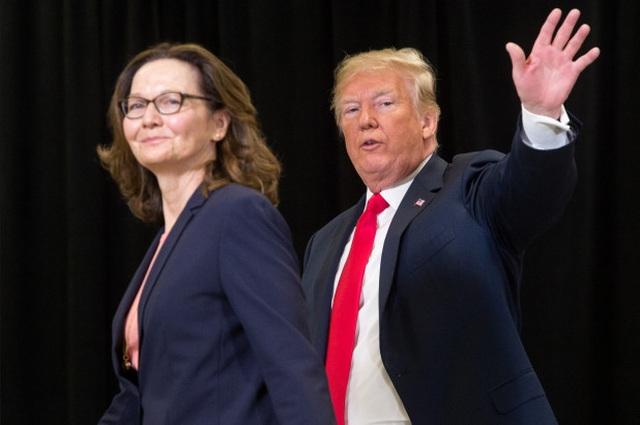 Bà trùm CIA từ chức trước ngày ông Trump rời Nhà Trắng - 1