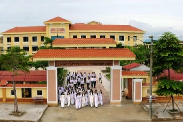 Quảng Bình có 41 học sinh đạt giải tại kỳ thi Học sinh giỏi Quốc gia - 2