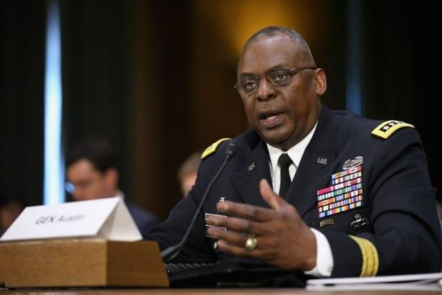 Ứng viên Bộ trưởng Quốc phòng Mỹ tuyên bố không để Trung Quốc vượt mặt - 1