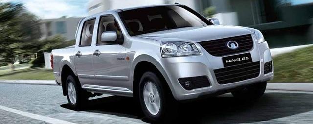 Xe Trung Quốc bất ngờ xuất hiện trong Top 10 bán tải bán chạy nhất thế giới - 2