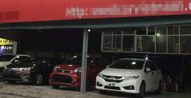Hà Nội: Dịch vụ cho thuê xe Tết bất ngờ lâm cảnh chợ chiều - 3