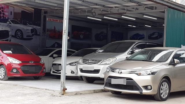 Hà Nội: Dịch vụ cho thuê xe Tết bất ngờ lâm cảnh chợ chiều - 1