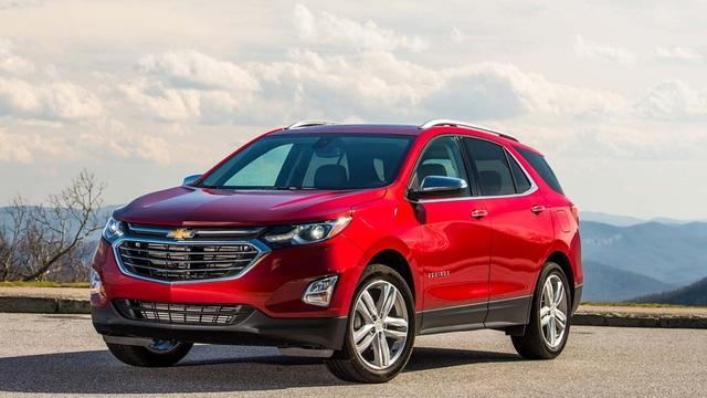 Điểm mặt 10 mẫu SUV bán chạy nhất thế giới năm 2020 - 1
