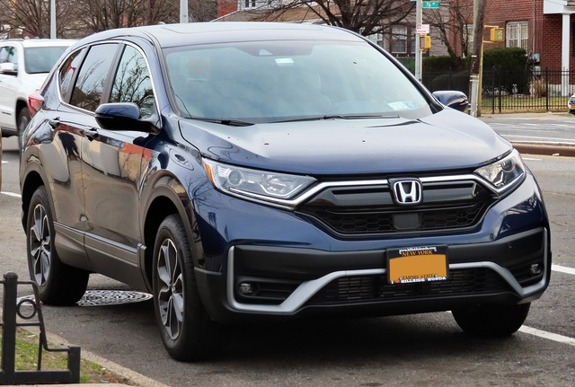 Điểm mặt 10 mẫu SUV bán chạy nhất thế giới năm 2020 - 9