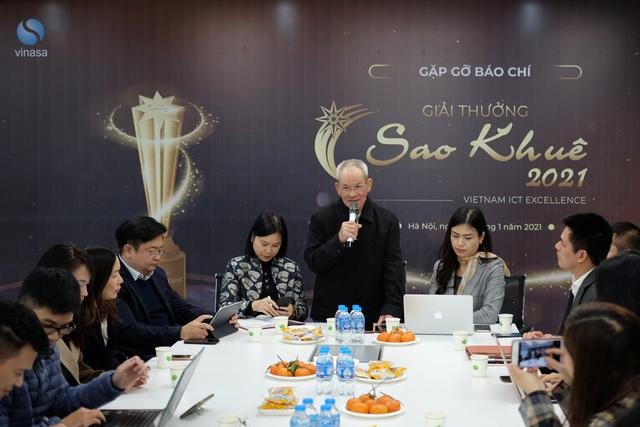 Giải thưởng Sao Khuê 2021 bổ sung thêm nhóm sản phẩm chuyển đổi số - 1