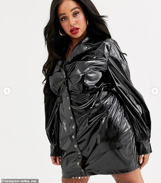 Váy như... túi nhựa đựng rác có giá hơn 15 triệu đồng - 3