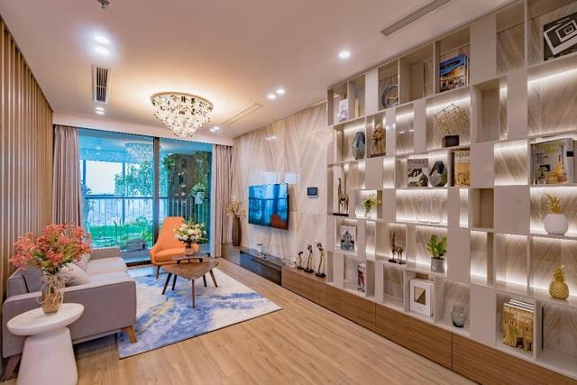 Cận cảnh căn hộ Smart Home mê hoặc thế hệ GenZ - 1