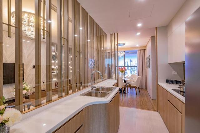 Cận cảnh căn hộ Smart Home mê hoặc thế hệ GenZ - 2