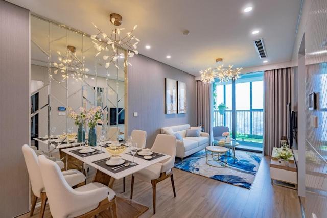 Cận cảnh căn hộ Smart Home mê hoặc thế hệ GenZ - 4