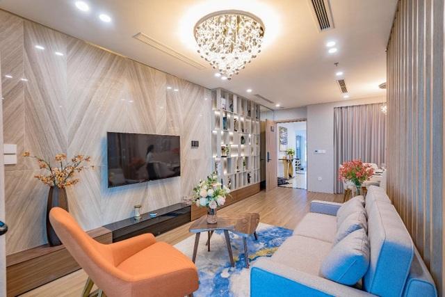 Cận cảnh căn hộ Smart Home mê hoặc thế hệ GenZ - 5