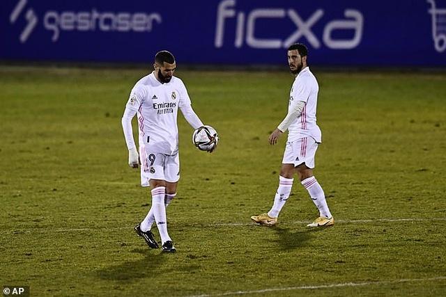 Real Madrid bị đội hạng ba loại khỏi Cúp Nhà vua - 12