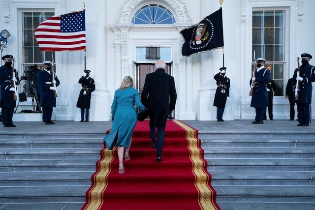 Ông Biden thay đổi Phòng Bầu dục sau khi ông Trump rời đi - 5