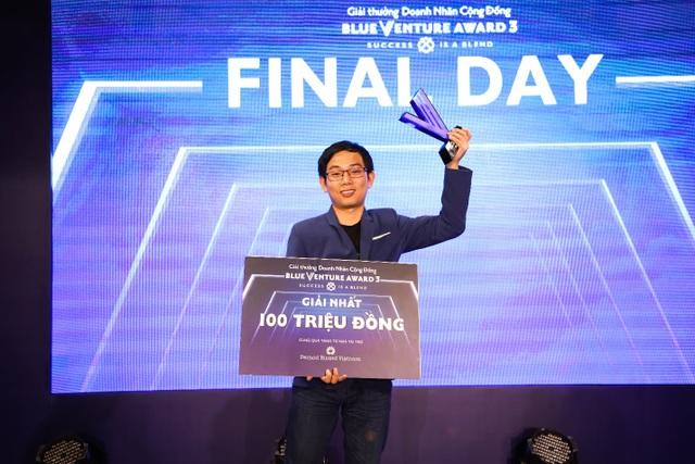 Blue Venture Award mùa 3 gọi tên FoodMap Asia cho ngôi vị quán quân - 4