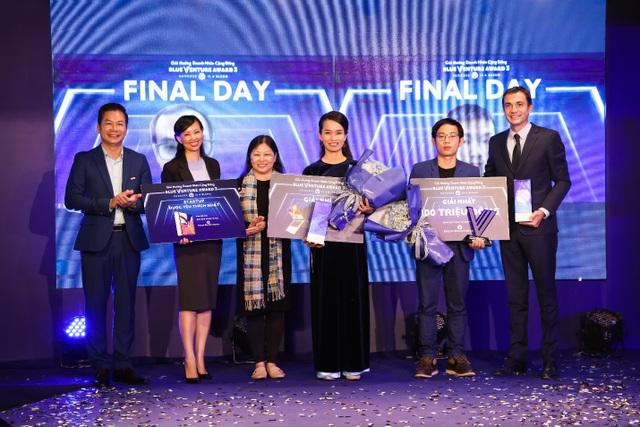 Blue Venture Award mùa 3 gọi tên FoodMap Asia cho ngôi vị quán quân - 5