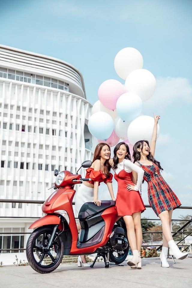 Yamaha tưng bừng khuyến mại chào Xuân Tân Sửu 2021 - 2