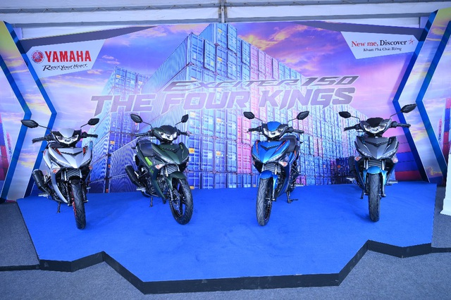 Yamaha tưng bừng khuyến mại chào Xuân Tân Sửu 2021 - 3