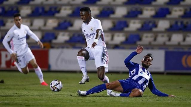 Real Madrid bị đội hạng ba loại khỏi Cúp Nhà vua - 6