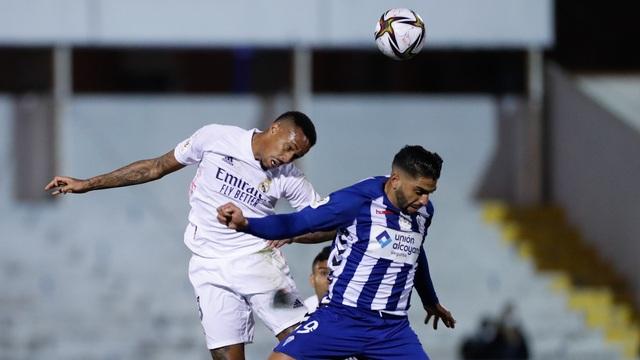 Real Madrid bị đội hạng ba loại khỏi Cúp Nhà vua - 5
