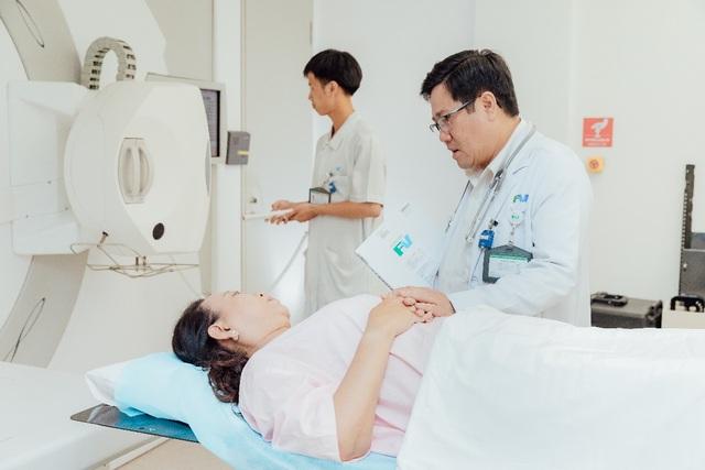 Những tiến bộ trong điều trị ung thư phổi tại Trung tâm Hy Vọng - 2