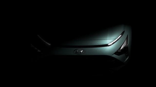 Tân binh Hyundai Bayon chuẩn bị gia nhập phân khúc SUV cỡ nhỏ - 1