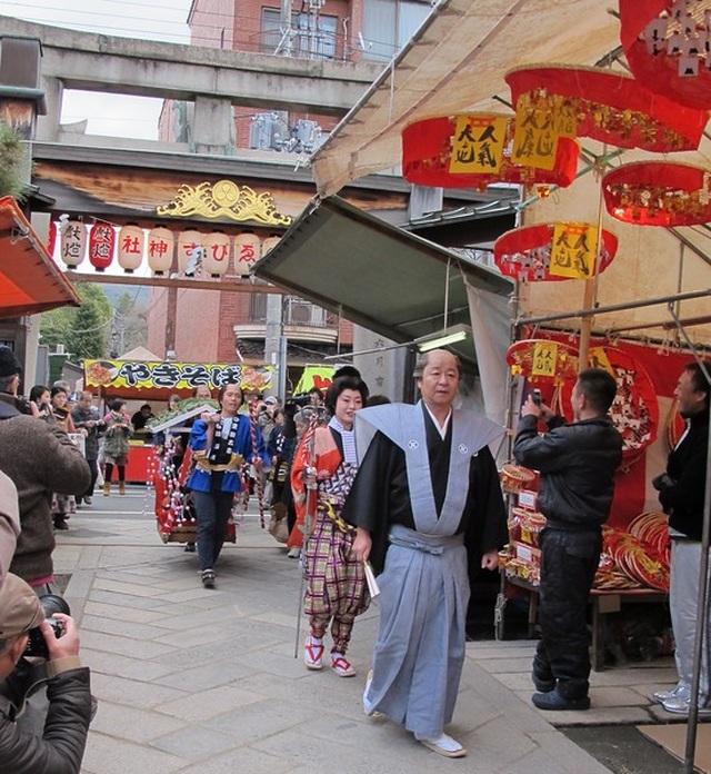 Lễ hội cầu may mắn đầu tiên trong năm tại Tokyo có gì đặc biệt? - 7