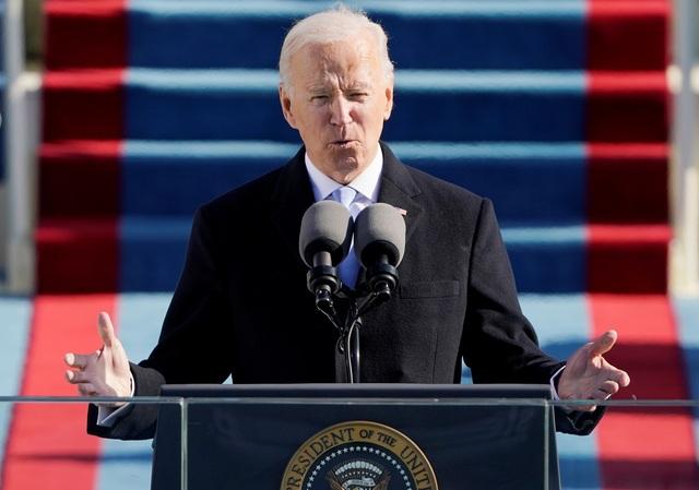 Lãnh đạo nước ngoài đầu tiên điện đàm với Tổng thống Biden - 1