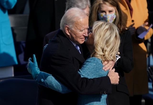 Những hình ảnh ấn tượng trong lễ nhậm chức của ông Biden - 25