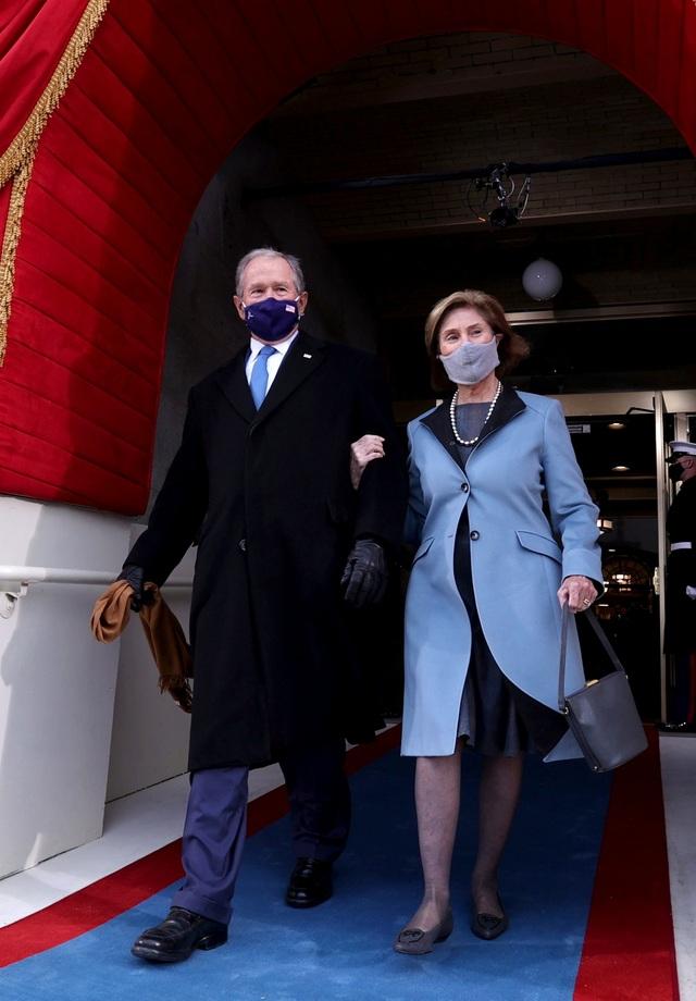 Những hình ảnh ấn tượng trong lễ nhậm chức của ông Biden - 3