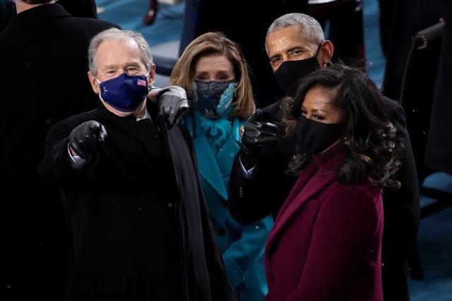 Nhiều nghị sĩ Mỹ mặc áo chống đạn dự lễ nhậm chức của ông Biden - 2