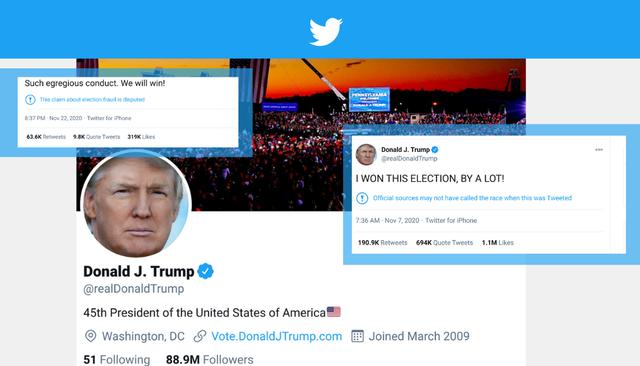 Dòng tweet đầu tiên của ông Biden khi làm Tổng thống Mỹ khác gì ông Trump? - 3