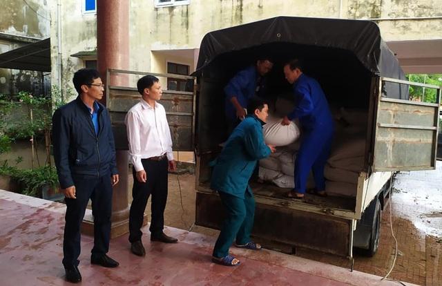 Nghệ An: Phân bổ hơn 727 tấn gạo hỗ trợ người dân trong dịp Tết - 1