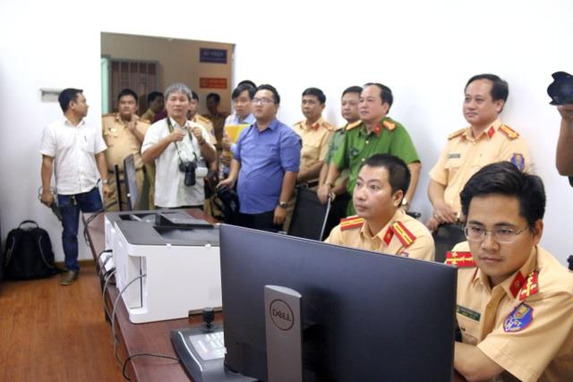 Bình Thuận: Đưa vào hoạt động hệ thống camera giám sát trên quốc lộ 1A - 2