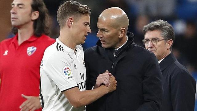 Hàng loạt ngôi sao trẻ tắt lịm dưới tay của HLV Zidane - 7