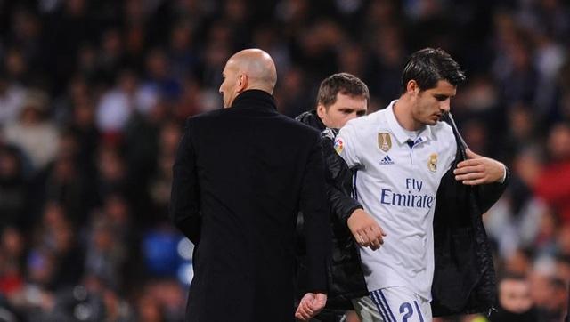 Hàng loạt ngôi sao trẻ tắt lịm dưới tay của HLV Zidane - 1