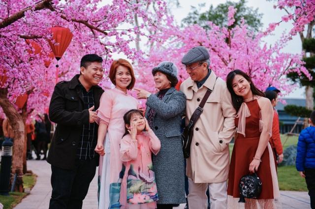 Vi vu Tết châu Á tưng bừng chào Xuân 2021 tại Vinhomes Smart City - 3