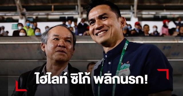 Báo Thái Lan: HLV Kiatisuk thắng điên rồ cùng HA Gia Lai - 2