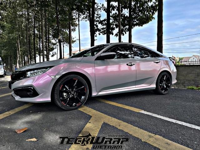Decal TeckWrap USA lựa chọn mới cho đổi màu áo xe dịp Tết - 5