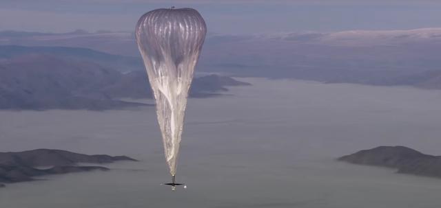 Google khai tử dự án phủ sóng Internet toàn cầu bằng khinh khí cầu - 1