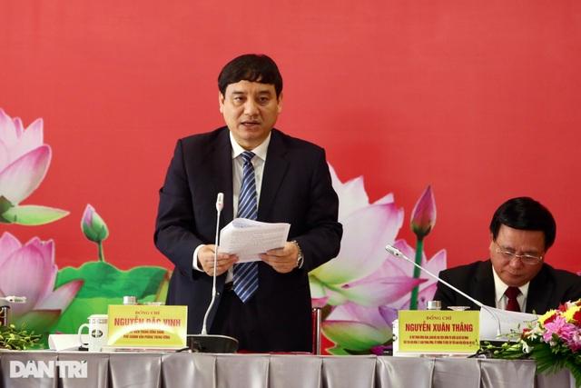 Gần 1.600 đại biểu tham dự Đại hội Đảng XIII - 1