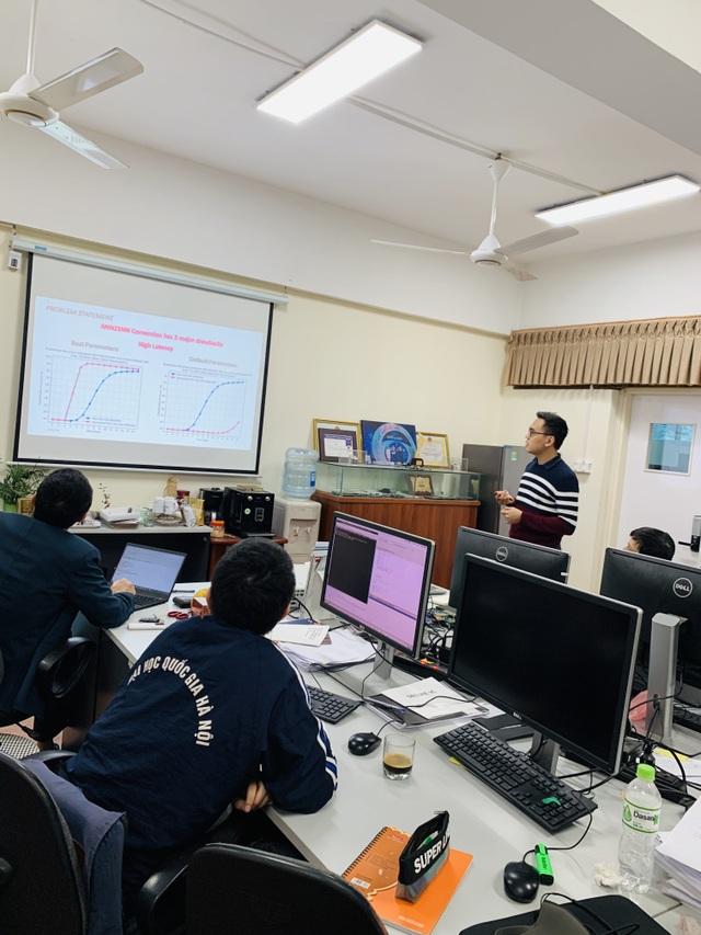 Chuyện 10 năm gây dựng nhóm nghiên cứu mạnh của PGS.TS Việt trở về từ Pháp - 2